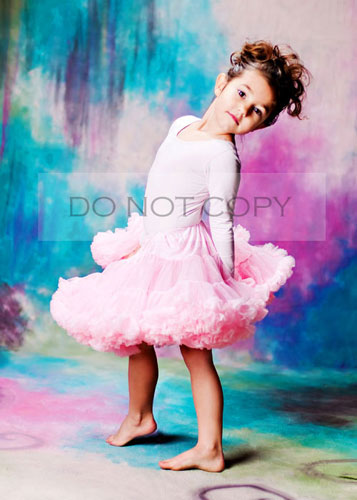 Pettiskirt portraits - St. Louis children's photorapher