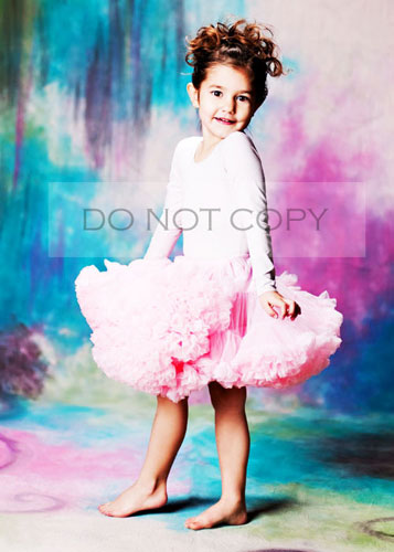 pettiskirt portraits - St. Louis modern children's photorapher